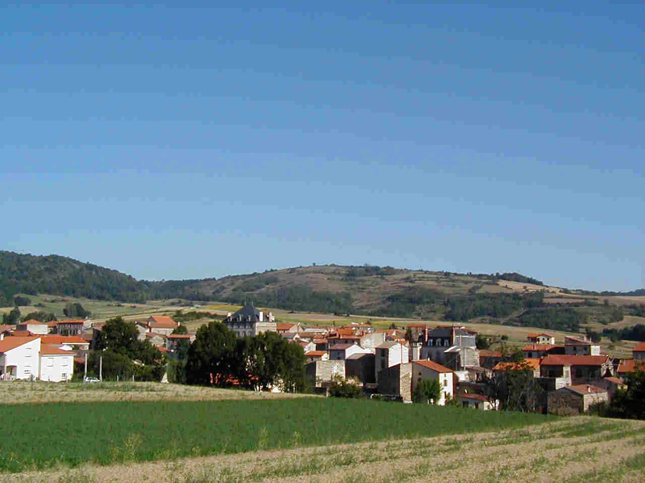 Le village de Saint-Julien